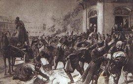 Баку - Август 1905 - Второй погром армян