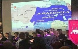 Ажиотаж турок из-за карты Великой Армении