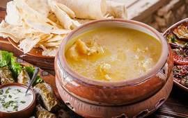 Хаш - Легенда армянского блюда