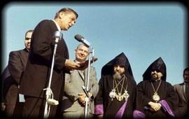 Рональд Рейган - Деларация о Геноциде армян
