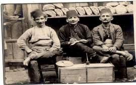 Фото хлебной лавки в Партизаке