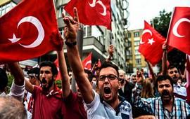 Администрация Эрдогана доказывает
