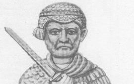 Армянский князь Васил Гох