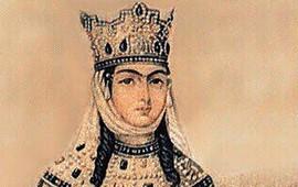Пленение Царицы Армении Парандзем