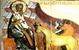 Святой Барсег - Почитаемый всеми