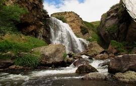 Армения - Водопад Трчкан