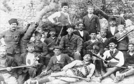 Евреи использовали тактику обороны армян