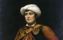 Рустам Раза - Армянин - Мамлюк Наполеона
