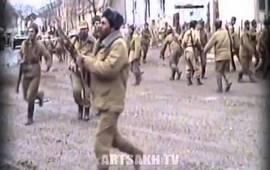 Армянский Воин не несет смерть