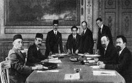Московский договор от 1921 года истек