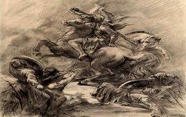О сражении армян и иверийцев против парсов