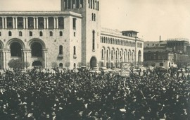 Зарок молчания о Геноциде армян