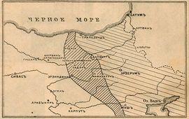 Планы и политика России в Западной Армении