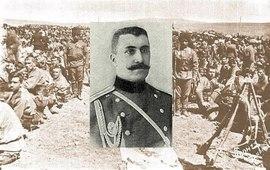 Ованнес Ахвердян - Первый военный