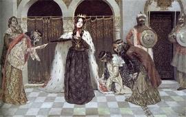Изабелла Рубинян - Царица