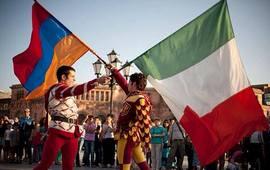 Армяне в Италии более 2000 лет