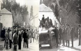 Погромы армян в Кировабаде под прикрытием