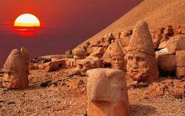 Немрут - Святилище царя Солнца
