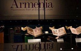Армянская выставка в Бодлианской библиотеке Оксфорда