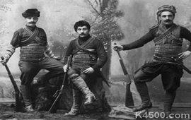 Самооборона Сасуна - 1894 г.