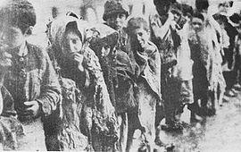 Краткая хронология погромов армян