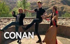 "ТВ шоу - ""Конан"" - США - Об Армении"