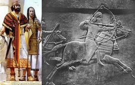 Письмо царя Ассирии царю Армении