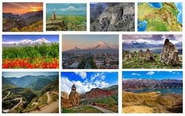 Армения - Страна контрастов