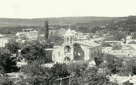 Разрушение церкви Св. Погос-Петроса