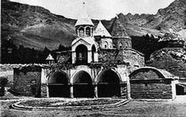 Древний Ван - Главный город Армении