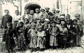 Фото армянских сирот найденных в пустыне