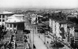 Пять самых старых улиц Еревана