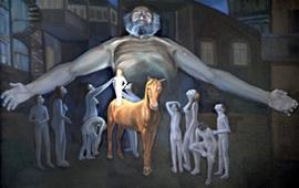 20 Картин для музея Агаси Айвазяна