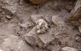 Пыль веков стираемая в пещерах Агиту