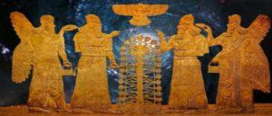Схожие легенды Древних цивилизаций