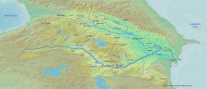 Древние связанные реки мира