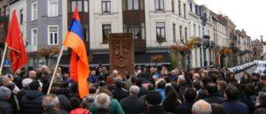 Армянская диаспора в Бельгии