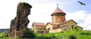 Монастырь Хневанк - Старый монастырь