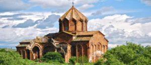 Монастырь Мармашен - Армения