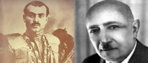 Армен Севан и Гарегин Нжде