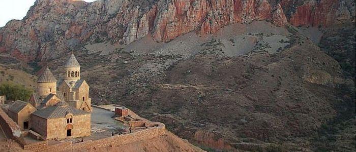 Нораванк - Монастыри Армении
