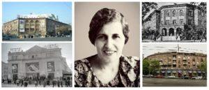 Анна Тер-Аветикян - Первая женщина архитектор Армении
