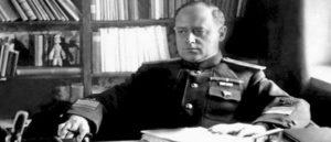 Ованес Исаакян - Адмирал Флота СССР