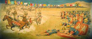 Разгром войск Лукулла