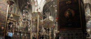 Иерусалим - Армянский Монастырь