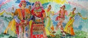 Сасун - Свадебные традиции и супружество