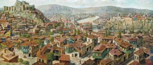 Армянский Тифлис - 1845 – 1870 ГГ.
