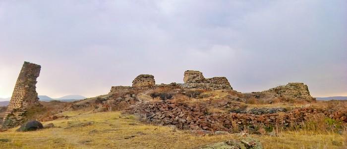 крепость Бердкунк