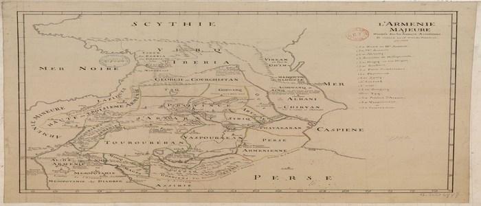 16 провинций Великой Армении