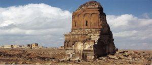 Уничтожение армянских храмов